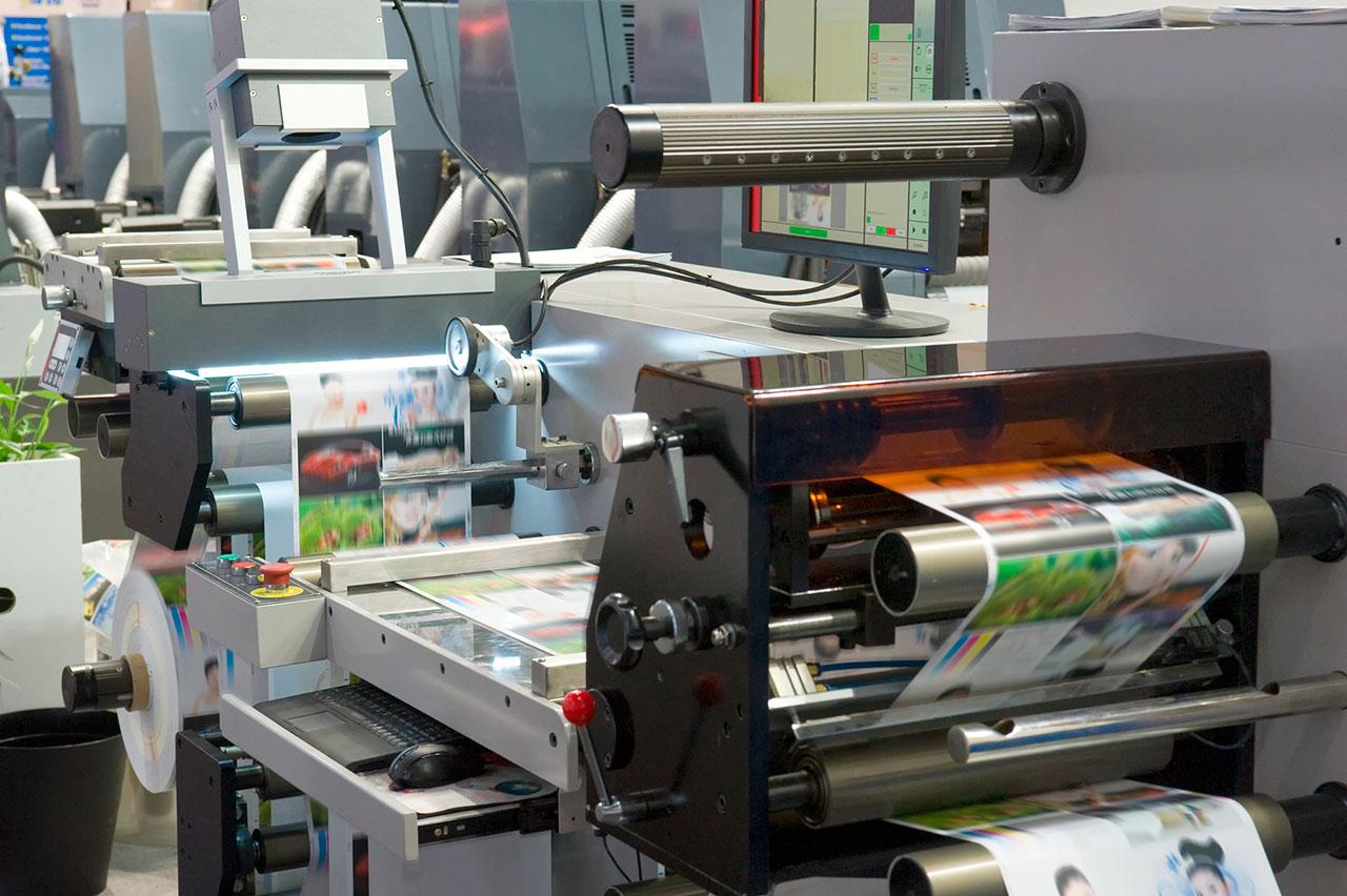 Печать промо продукции