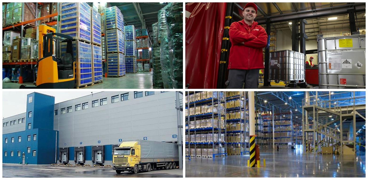 Таможенный склад в Польше